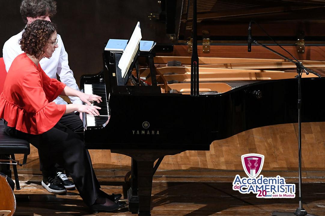 Concerto Gioia Giusti Accademia dei Cameristi 2020