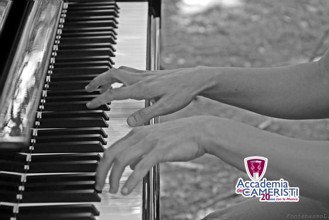 Concerto Istituto Italiano di Cultura, Vienna Gioia Giusti pianoforte